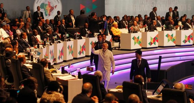 Strengthening bilateral ties: India-Africa Forum Summit ...