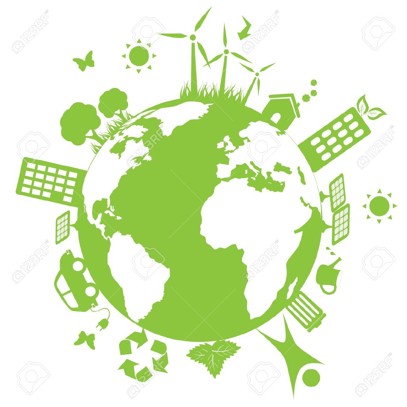 Write a report on world environment day