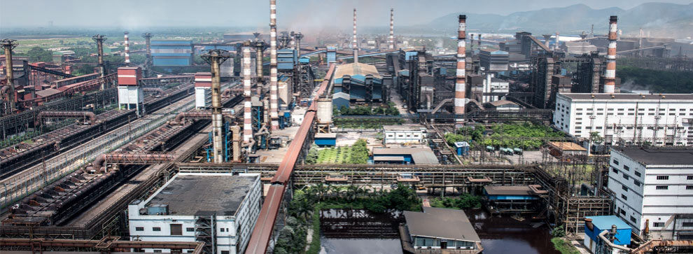 iron and steel industry in india affected by macroeconomic factors Tata steel ranks as one of the highest steel producing companies in the world with its india production estimated to be 1226 million tons in the financial year of april- march 2018, while the sales for the year is 1213 million tones.