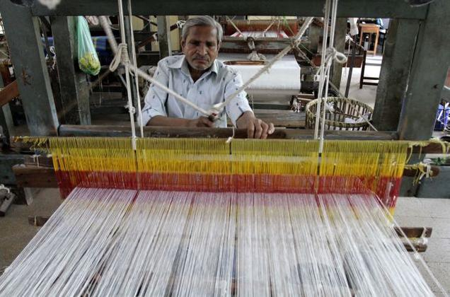 weaving an industry for india fashion